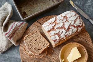 rye bread loaf